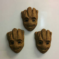 Baby Groot magnets, on sale now!