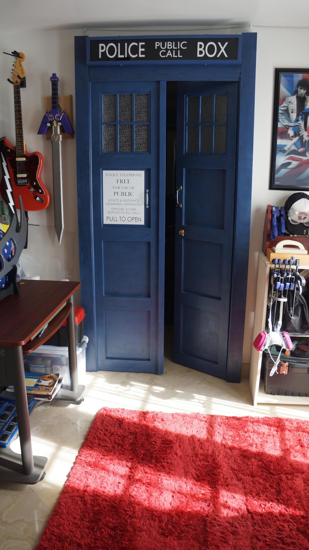 tardis bedroom door 02 by thedaleofthedead on deviantart gallery for gt tardis bedroom door