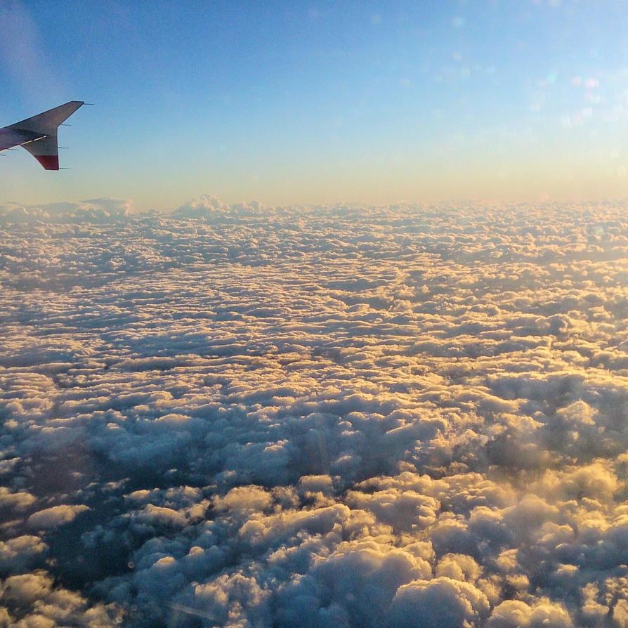 in the sky by lokitsune