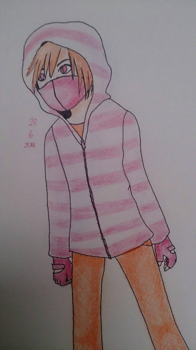 sketch challenge - random colours by lokitsune