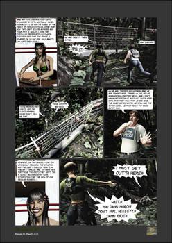 DAMNADAS -The Run- / Episode 04, Page 04 of 31