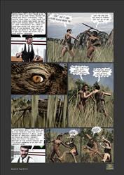 DAMNADAS -The Run- / Episode 04, Page 05 of 31