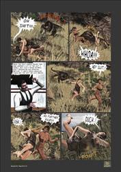 DAMNADAS -The Run- / Episode 04, Page 06 of 31