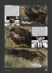 DAMNADAS -The Run- / Episode 04, Page 08 of 31