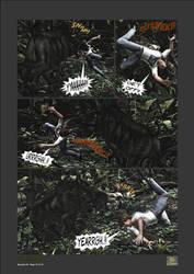 DAMNADAS -The Run- / Episode 04, Page 10 of 31