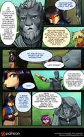 Bethellium Chapter 1 Page 3 by A-BlueDeer