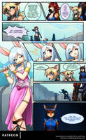 Bethellium The Magic City Page 25 by A-BlueDeer