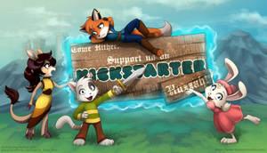 True Tail Kickstarter