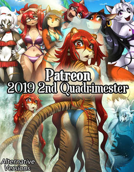 Patreon 2019 2nd Quadrimester Pack