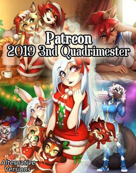 Patreon 2019 3rd Quadrimester Pack