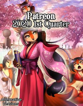 Patreon 2020 1st Quarter Pack