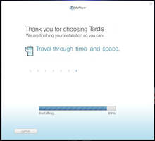 Thank you for choosing TardisPlayer by IAmTheStarbender