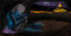 A Sangheili story: Why did they burn it all