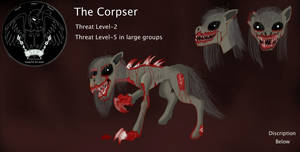 Infected Records:SLP:001 The Corpser