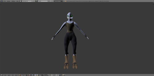 Sil base - Textured clothing by predman1227