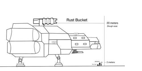 The Rust Bucket (Concept)