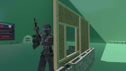 Vrchat: At the range 2