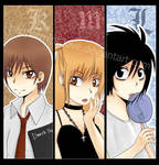 Death Note: Bookmarks