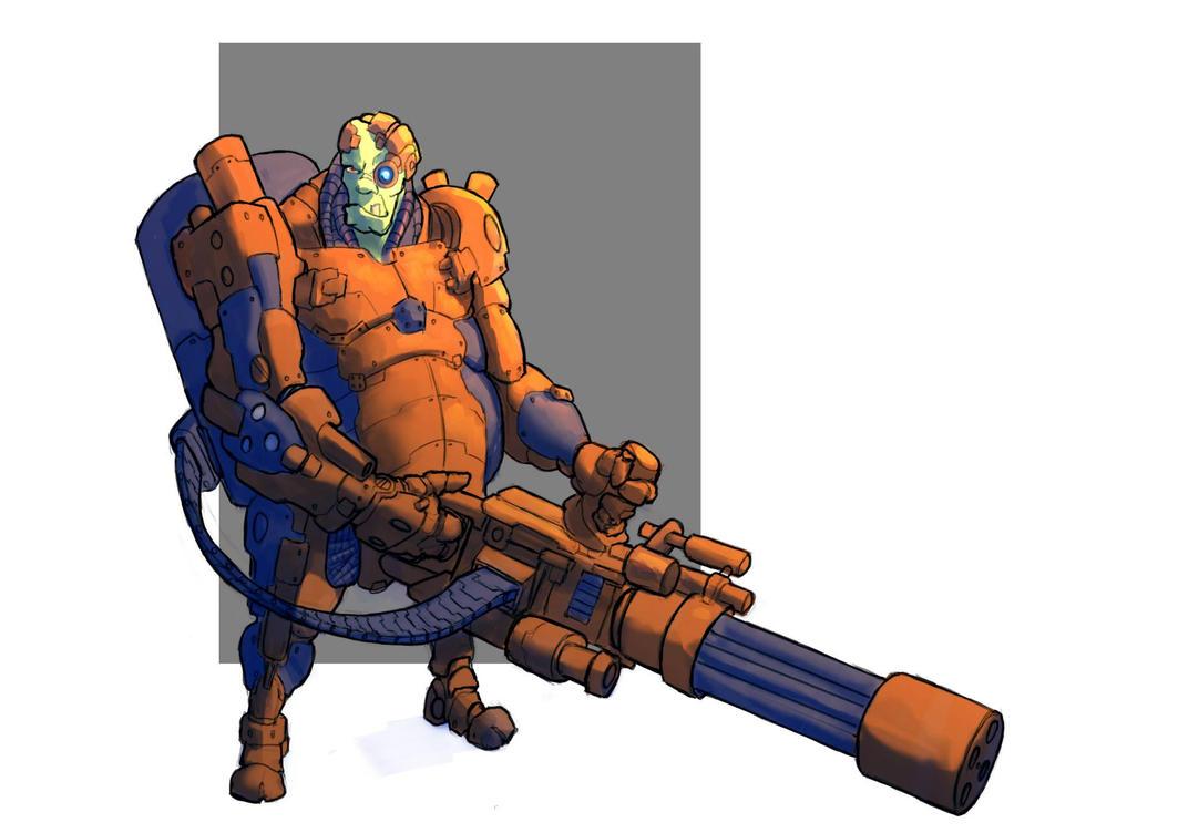 Hordemaster 3 by vkucukemre
