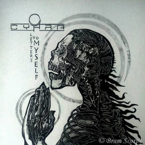 Cyhra - Letters To Myself Design