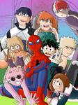 Spider-Man: Hero Academia