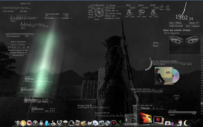 Love my desktop 26 by mepu
