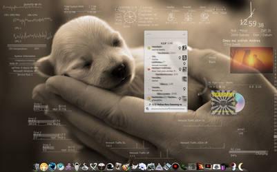 Love my desktop 27 by mepu