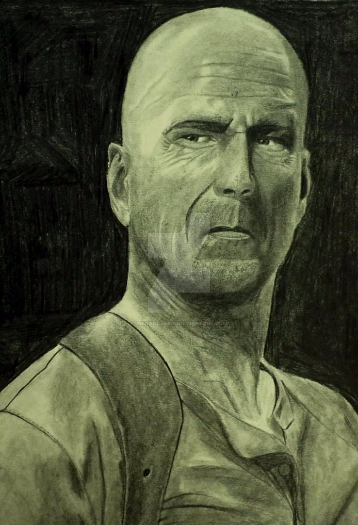 368fe5ca8a8e1 Bruce willis by AbinandSBabu on DeviantArt