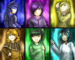 Soul Kids (Glitchtale Collab with Camila)