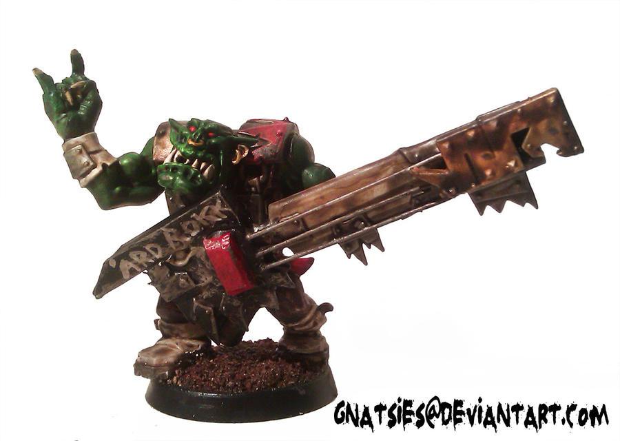 'Ard rokk nob! by Gnatsies