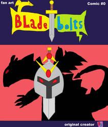 Blade Bolts Comic Beta
