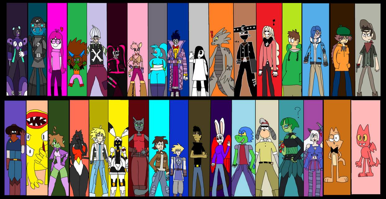 All Stars Cartoon And Comic