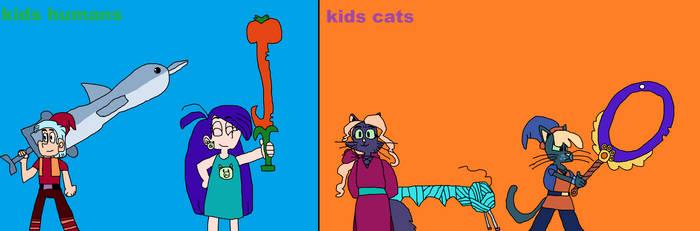 Kids magiswords