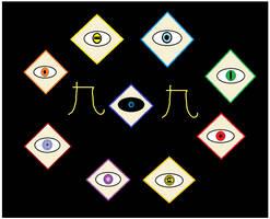 The 9 Eye Powers + Easter Egg