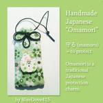 Handmade Japanese omamori