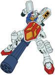 Gundam Heavyarms (EFSF)