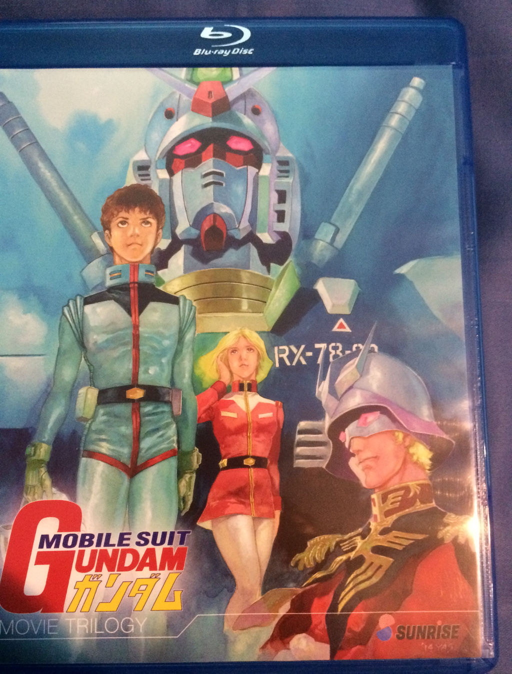 Admirable Animation: The Mobile Suit Gundam Movies by ...