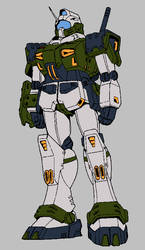 RGM-79F GM Ground Type
