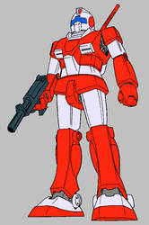 RGM-79L GM Light Armor
