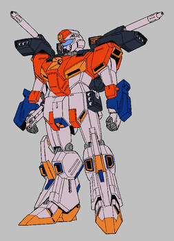 MSZ-013 ZZ Gundam Mass Production Type