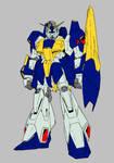 Sailor Uranus' Zeta Gundam