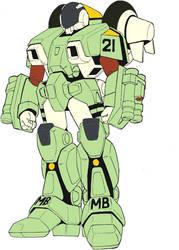 VR-052F Mospeada