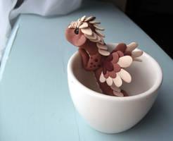 Cappuccino Dragon by AloysiusEnterprises