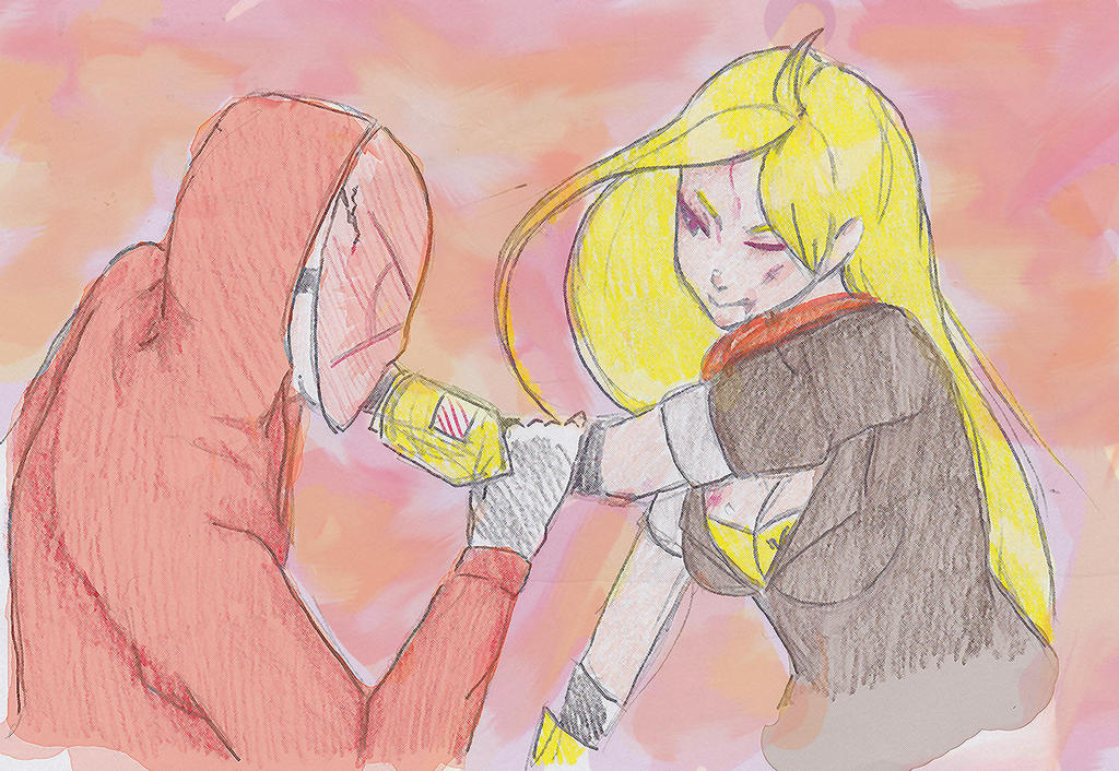 Akeiro vs Yang by SlathBadgerGdcisBest
