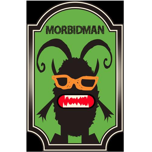 Morbidman by diphylla