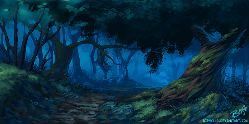 Forest Concept Study