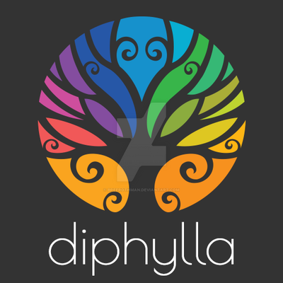 diphylla logo by diphylla