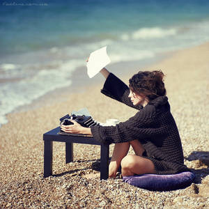 letters to the sea...