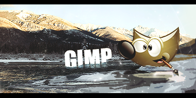 Gimp Logo by Wolvyqueen