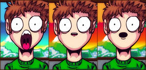 Tobuscus Animated Christmas Expressions
